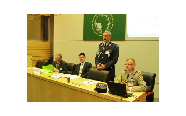 Workshop on military cooperation