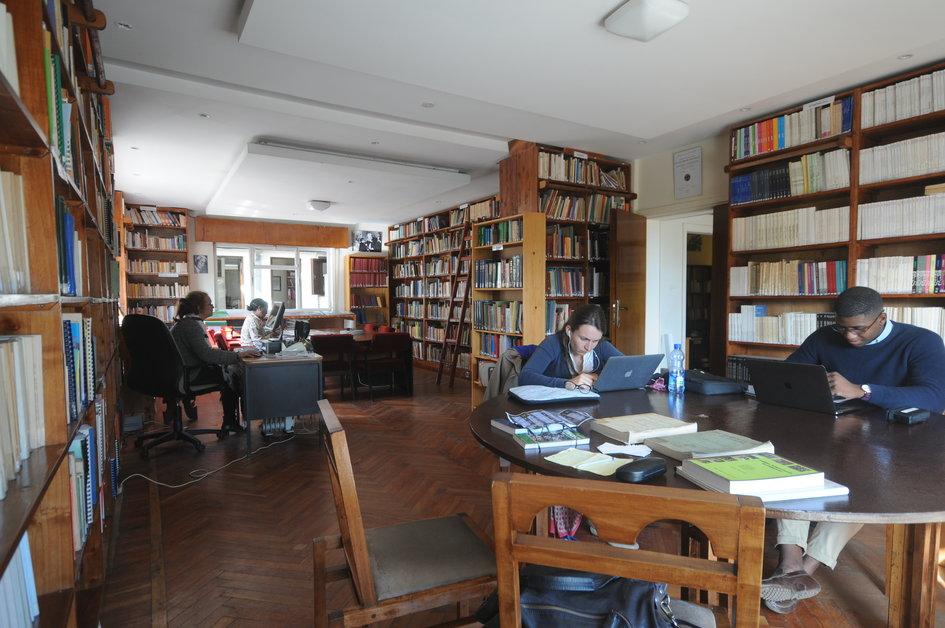 The French Centre for Ethiopian Studies (FCES) - La France